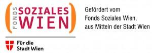 FSW-Logo gefördert vom Fonds Soziales Wien, aus Mitteln der Stadt Wien