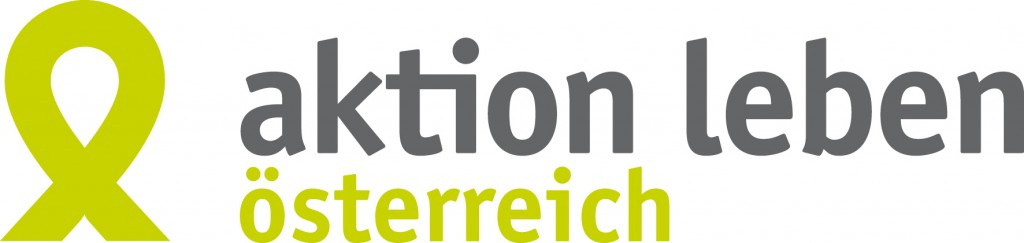 Logo aktion leben österreich
