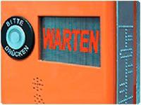 akustische Signalanlage - Ampel