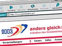 Homepage gleichanders.at