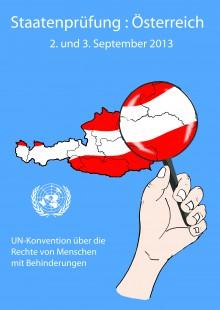 Staatenpüfung Österreich am 2. und 3. September 2013
