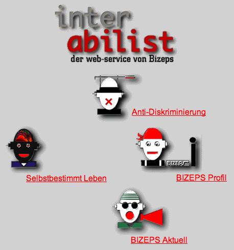 Homepage Interabilist