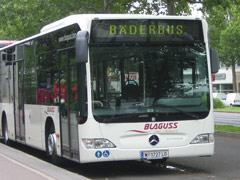 Bäderbus der Stadt Wien