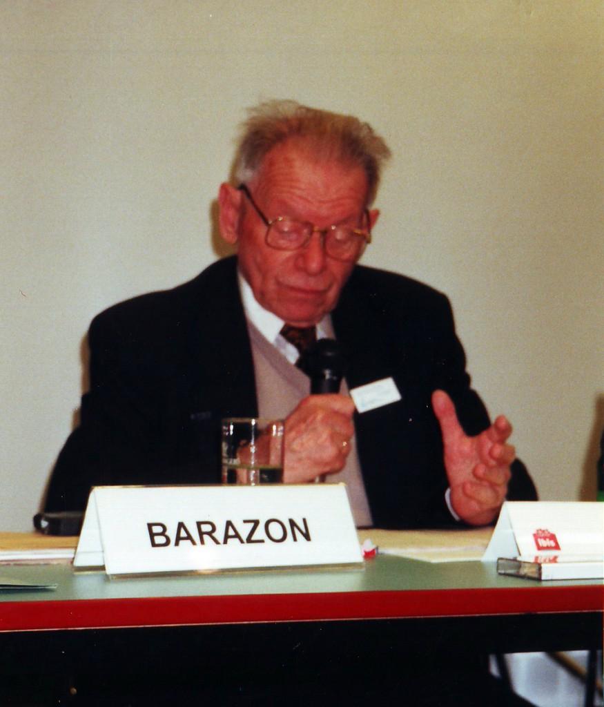 Heinz Barazon