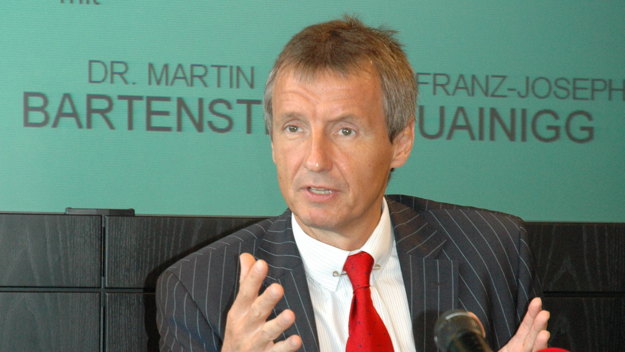 Martin Bartenstein