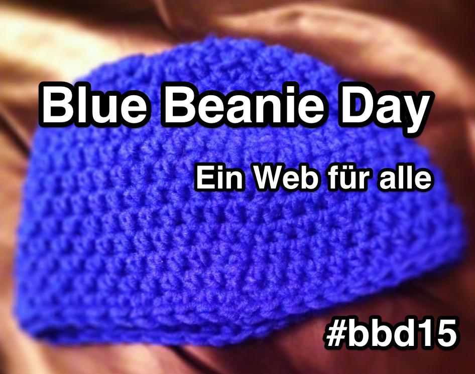 Blue Beanie Day 2015