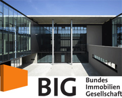 Logo Bundesimmobiliengesellschaft