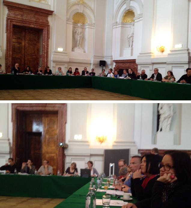 Veranstaltung zur Unterstützte Entscheidungsfindung 20130607