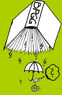 Fragen rund ums Bundespflegegeldgesetz