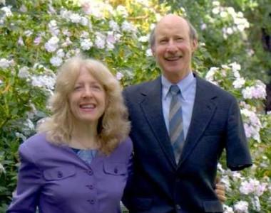 Victoria und Bill Bruckner