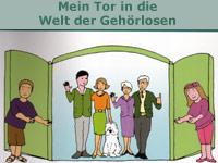 Buch Tor zu Gehörlosen