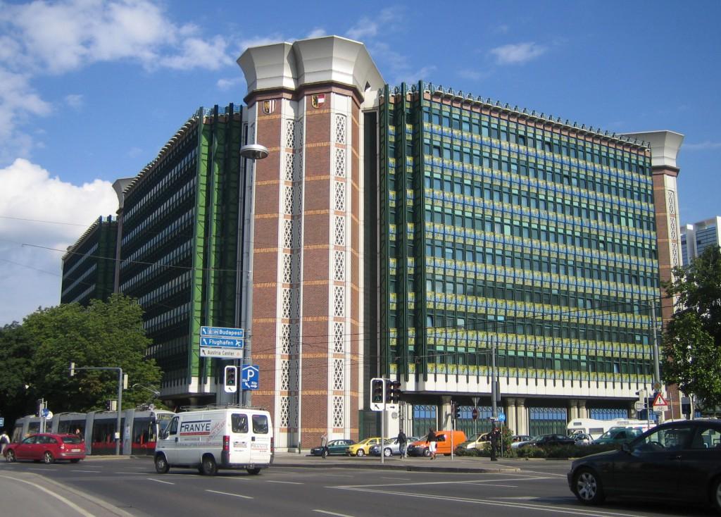 Bundesgebäude Radetzkystraße