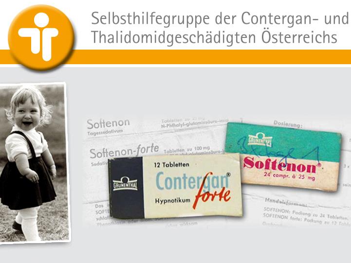 SH-Gruppe Contergan- und Thalidomidgeschädigten Österreichs