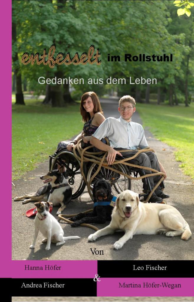 Deckblatt: Entfesselt im Rollstuhl