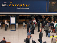 Eurostar Station
