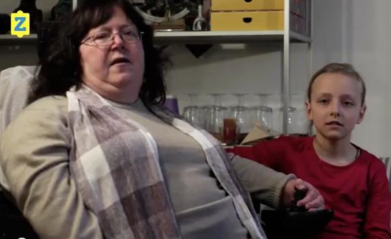Bernadette und Lea Feuerstein / bei ZitronenwasserTV