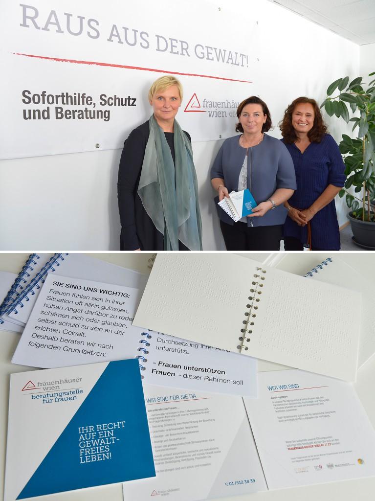 Beratungsstelle Wiener Frauenhäuser / Sandra Frauenberger