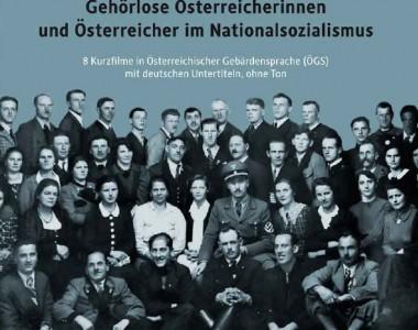 DVD-Titelbild: Gehörlose ÖsterreicherInnen in NS-Zeit