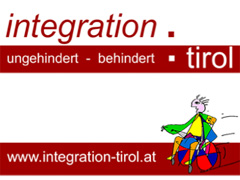 Logo: Integration Tirol