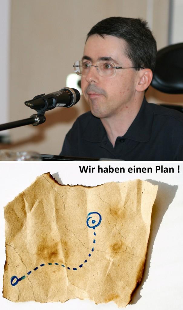 Martin Ladstätter: Wir haben ein Plan!