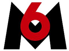 Logo des französischen Sender M6