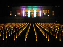 Mahnmal für die Opfer vom Spiegelgrund in Wien