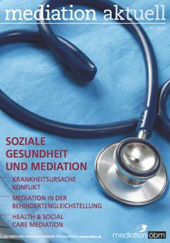 Zeitschrift: Mediation aktuell