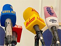 mehrere Mikrophone