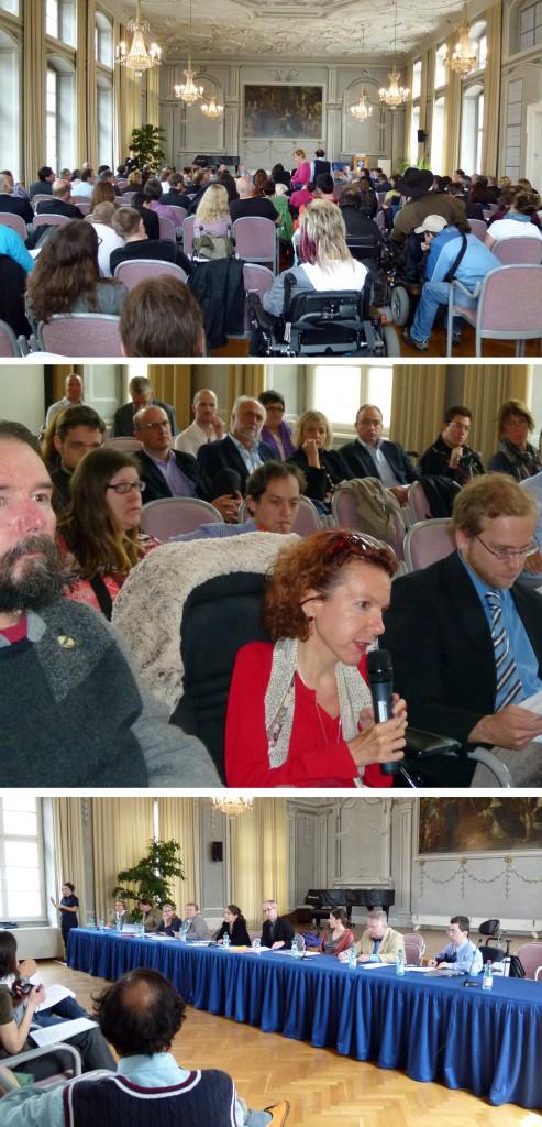 Monitoringausschuss - Öffentliche Sitzung 20110428 Assistenz