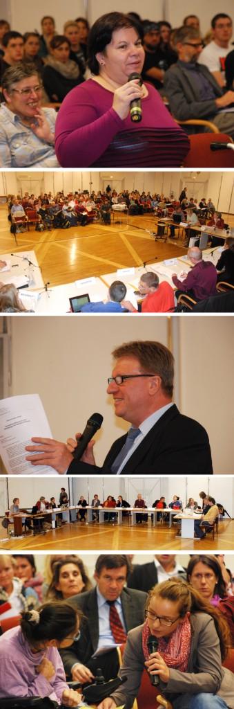 Impressionen von Monitoringausschuss 20121002