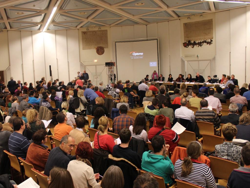 9. Öffentliche Sitzung des Monitoringausschusses 20131107