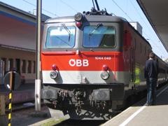 ÖBB Triebwagen