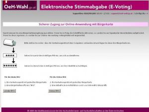 ÖH-Wahl E-Voting