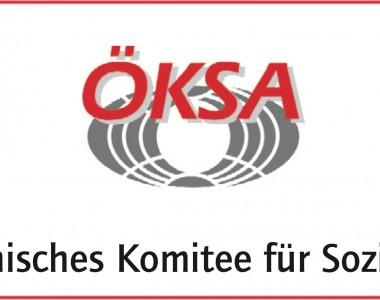 Logo Österreichisches Komitee für Soziale Arbeit (ÖKSA)