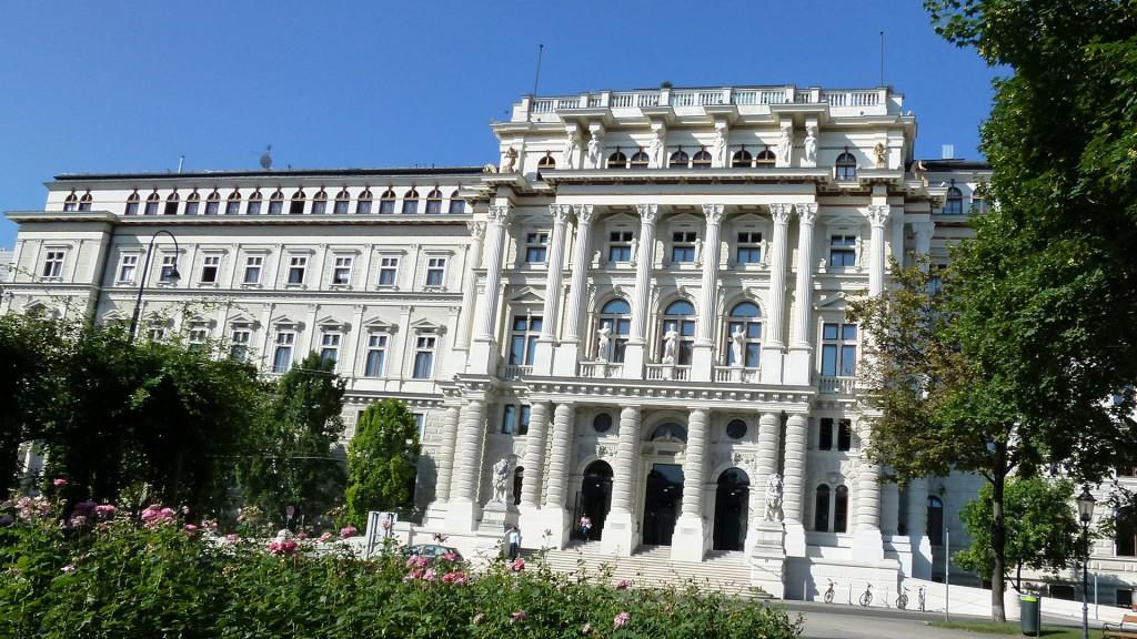 Gebäude des Obersten Gerichtshof