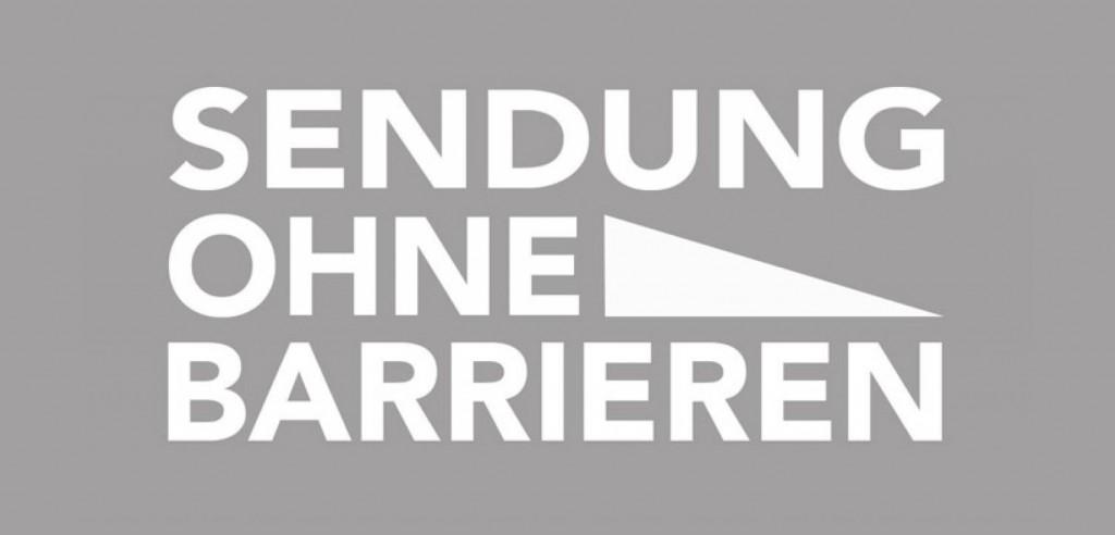 Logo: Sendung ohne Barrieren