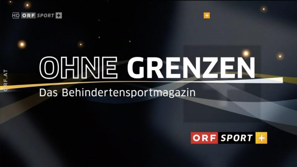 ORF-Sportmagazin: Ohne Grenzen