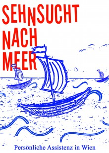 Deckblatt: Persönliche Assistenz - Sehnsucht nach Meer