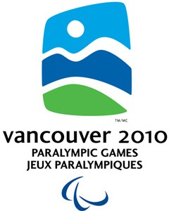 Logo Paralympics 2010 in Vancouver