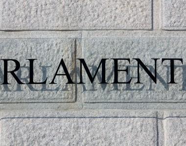 Logo Parlament