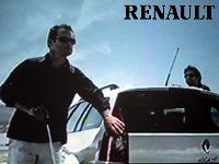 Werbespot Renault mit blinden Fahrer
