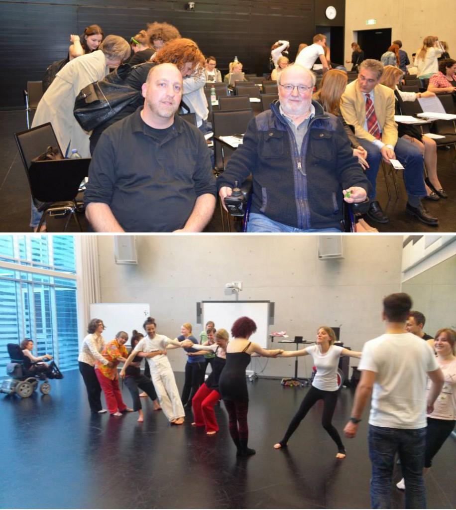 Sacha Plangger, Volker Schönwiese und Danceability