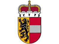 Wappen Land Salzburg
