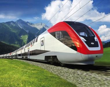 SBB Doppelstockzug von Bombardier