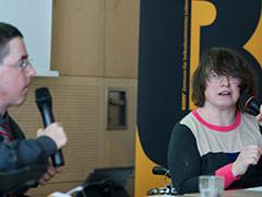 Roswitha Schachinger, Martin Ladstätter,BIZEPS-Kongress 2013