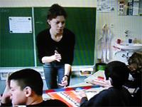 Unterricht in Gebärdensprache