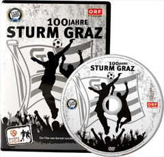 DVD 100 Jahre Sturm Graz