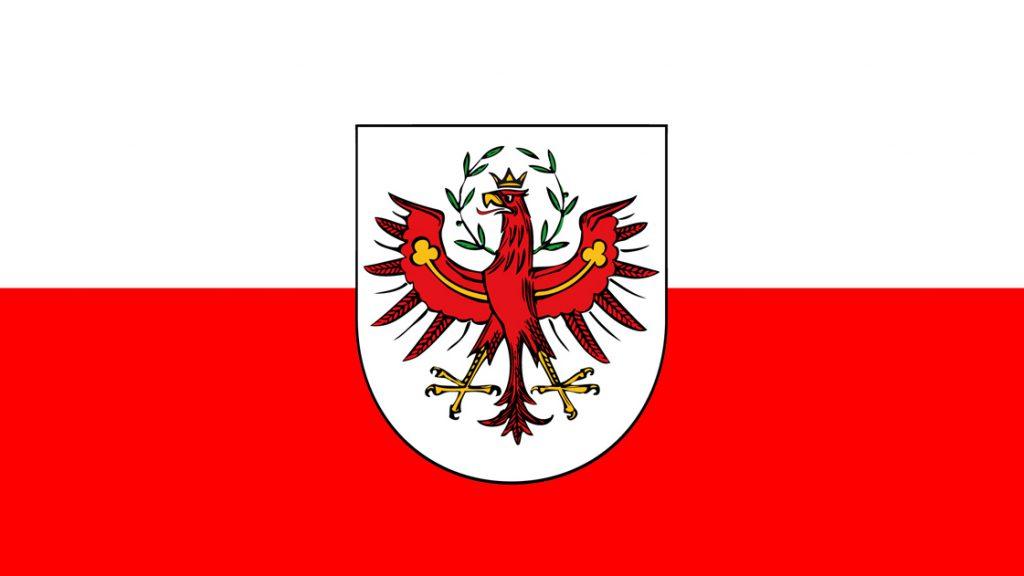 Flagge Südtirol