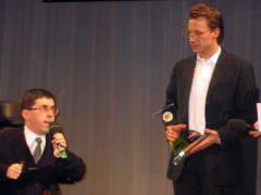 Martin Ladstätter und Niels Rasmussen