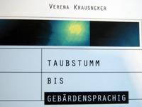 Buch: Taubstumm bis Gebärdensprache